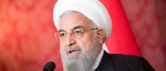 روحاني: إيران ستعزز قوتها العسكرية وبرنامجها الصاروخي