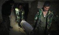 """سوريا تضبط صواريخ """"أرض جو"""" على بعد أمتار من الأردن"""