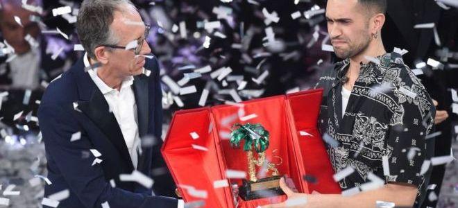 أليساندرو محمود مطرب إيطالي يثير جدلاً بسبب أصوله المصرية