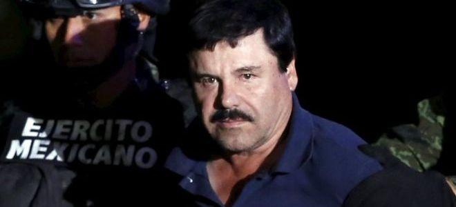 """محاكمة """"إل تشابو"""": محكمة أمريكية تدين امبراطور المخدرات المكسيكي والسجن مدى الحياة في انتظاره"""