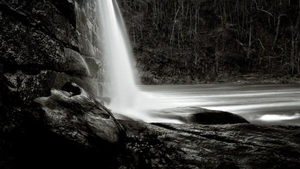 Water Falls Like Light