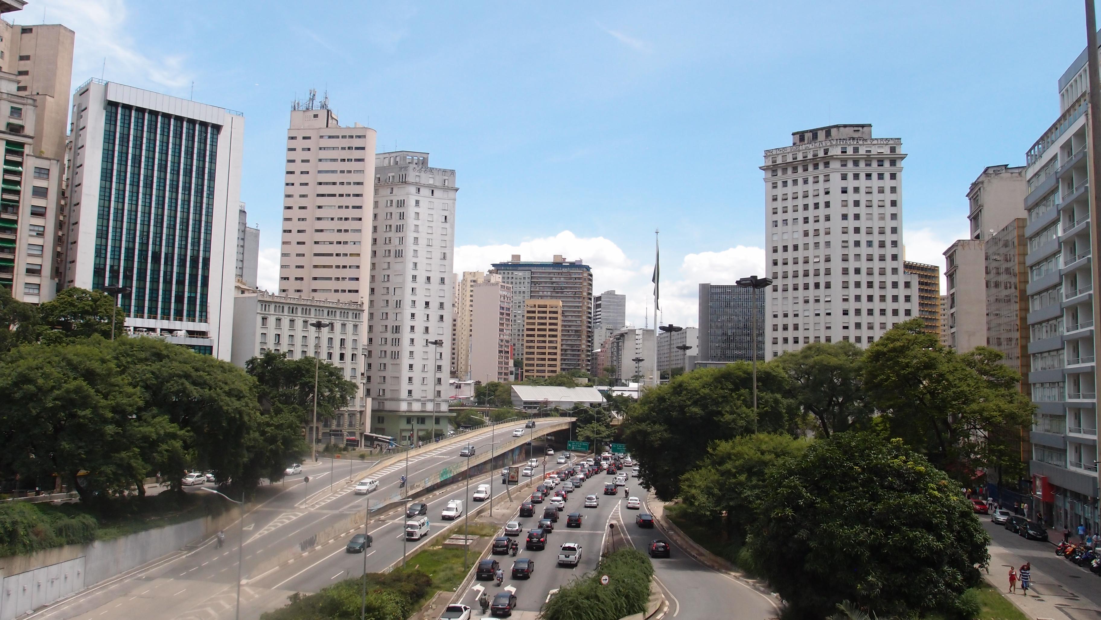 Sao Paulo, attirantecoûte que coûte