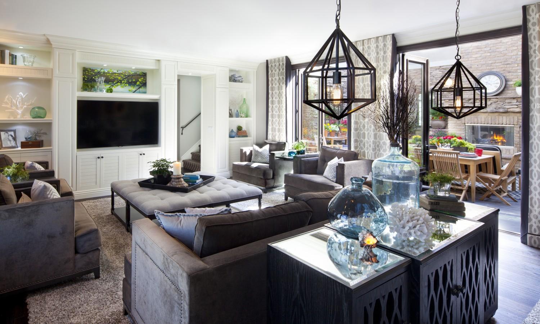 Coastal Living With Transitional Style Eldorado Stone