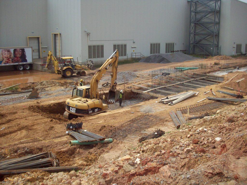 Concrete Construction In Black Mountain NC Eldridge