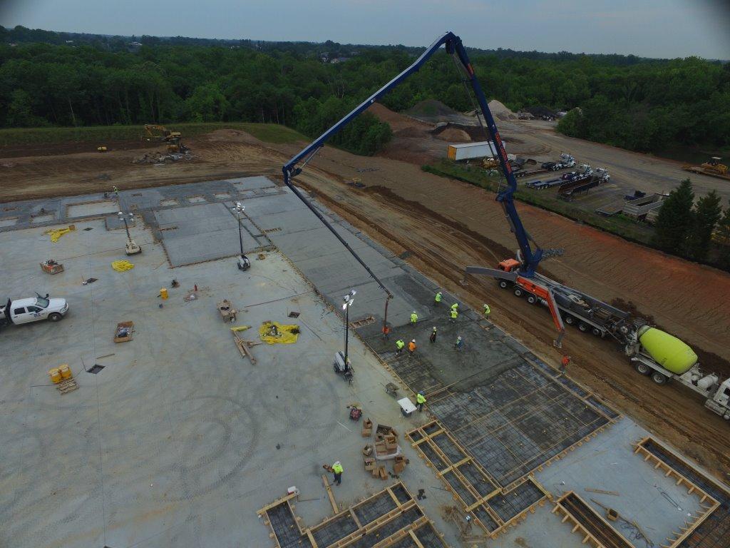 Concrete Construction In Charlotte NC Eldridge Concrete