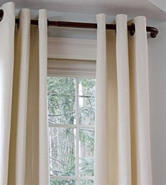 Blockaide Energy Efficient Curtain Rod Energy Efficient Saves Electricity Lowers Heating