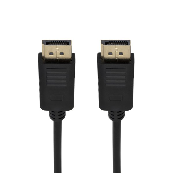 Cable Displayport Macho Macho 1.8 Mts Para Monitor Y Tv