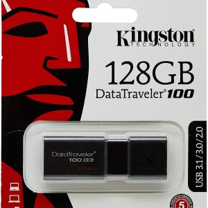Memoria USB Kingston DataTraveler 128GB USB 3.0