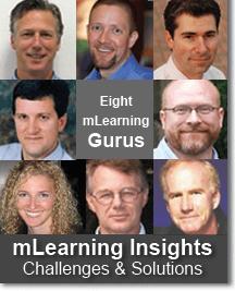 8 mlearning gurus