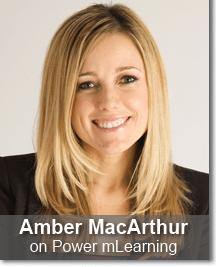 Amber McArthur