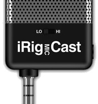 iRig MIC Cast