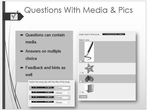Media in Quiz