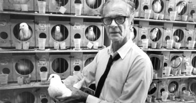 B.F. Skinner.