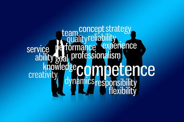 Competence frameworks