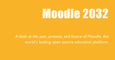 Moodle in 2032