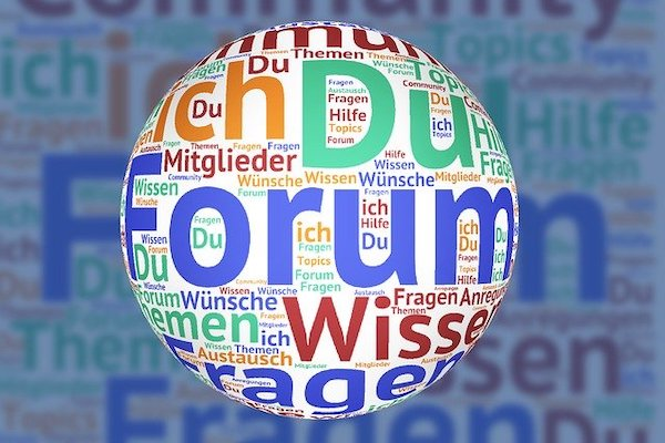 Forum for learning