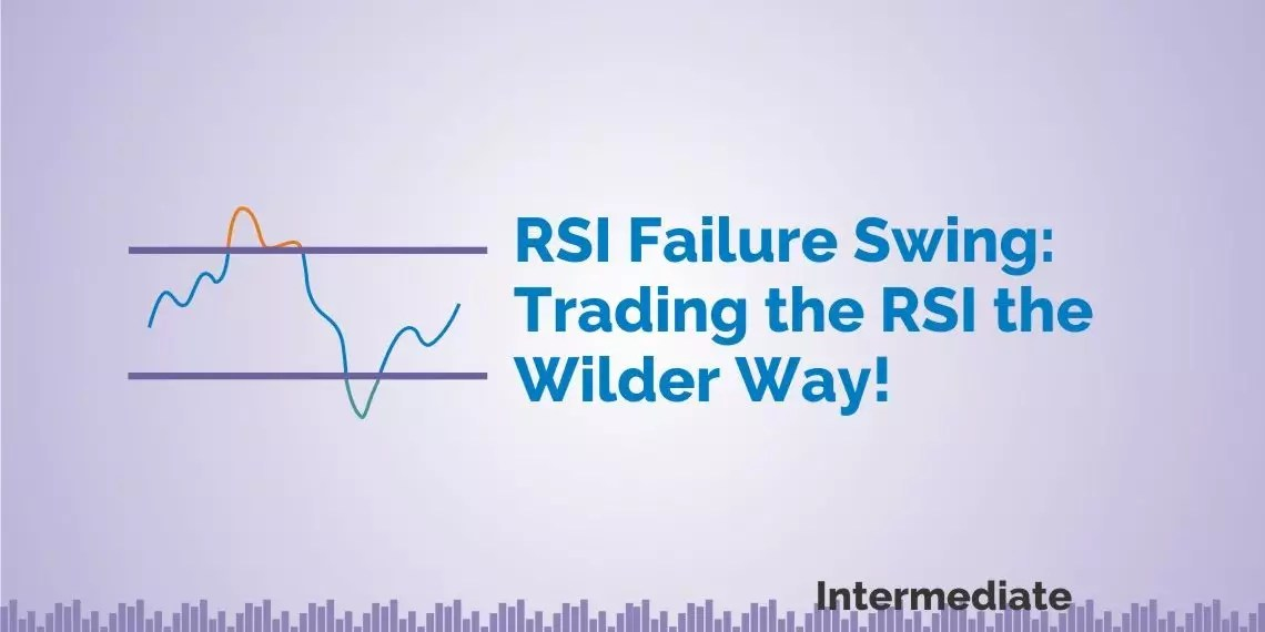 RSI Failure Swing: Trading the Relative Strength Index the Wilder Way!