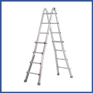 Keurmeester trappen en ladders
