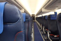 KLM CITYHOPPER E-LEATHER SEATS