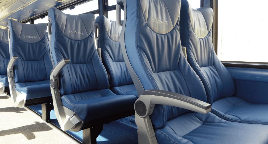 Sapphire Bus Seats