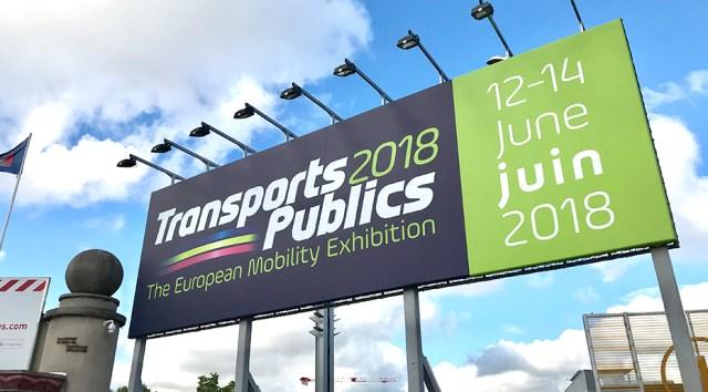 ELeather at Transports Publics 2018