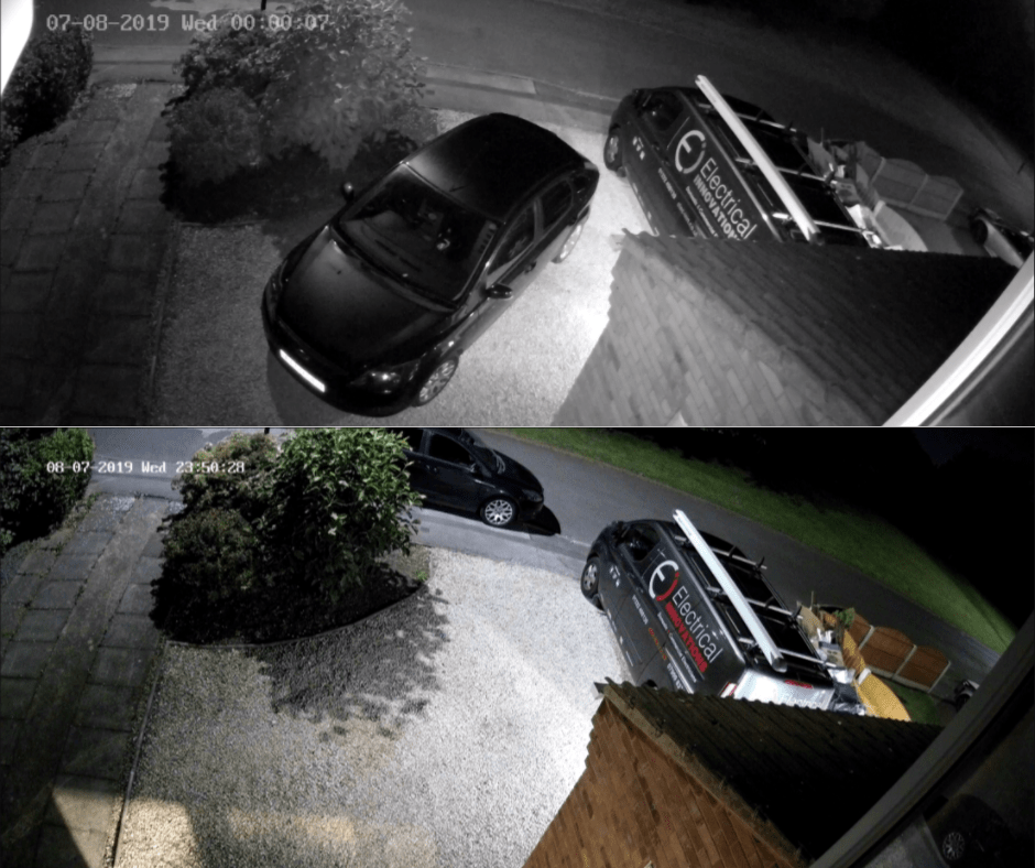 cctv installation comparison