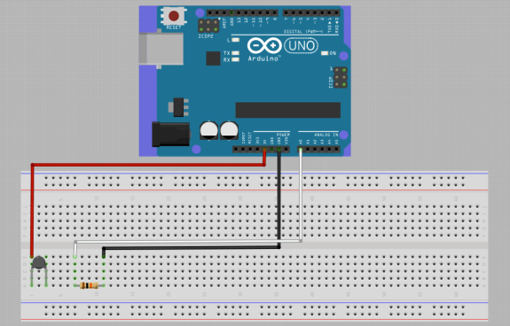 NTC 10K Arduino
