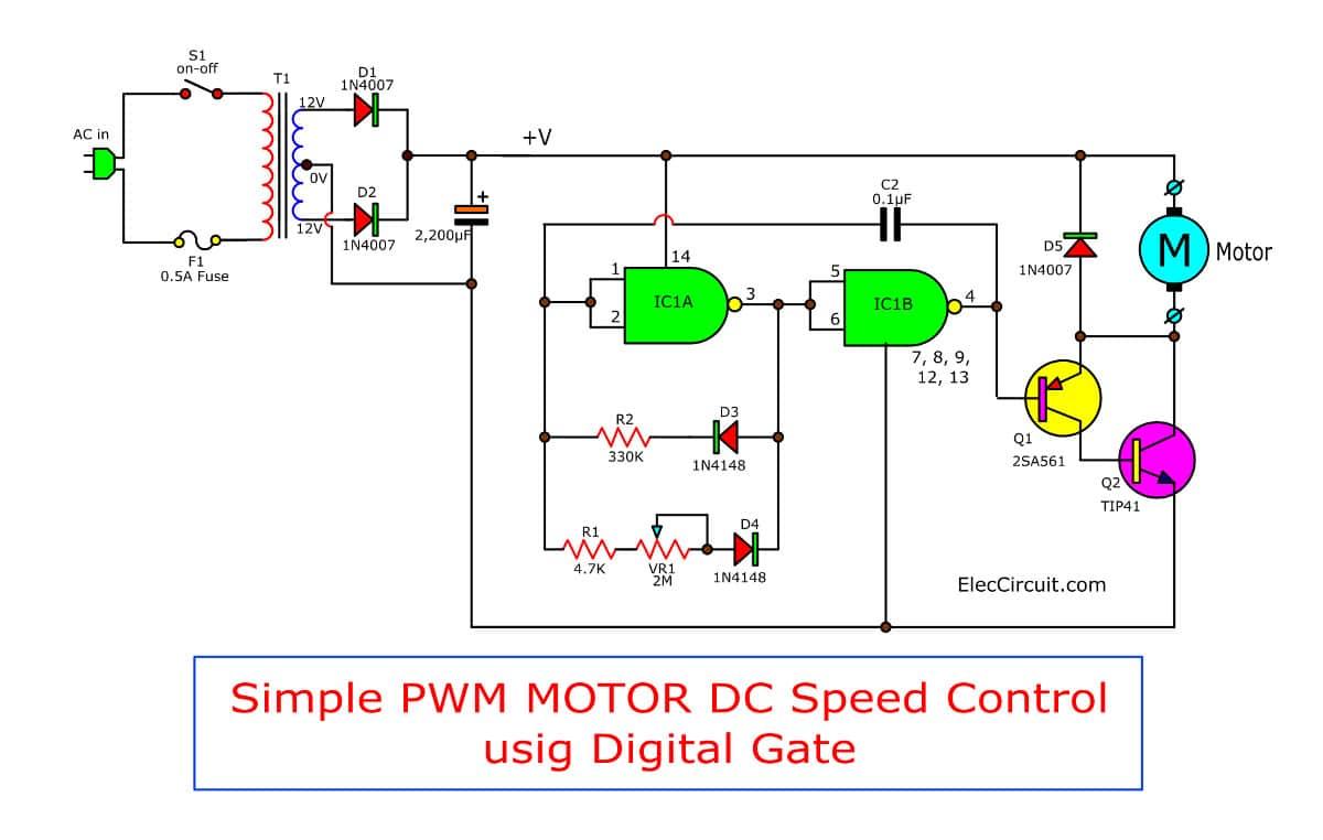 12v dc motor speed controller by 4011?resize=665%2C363 100 [ ge dc motor wiring diagram ] ge wr60x10209 dc condenser ge dc motor for golf cart wiring diagram at virtualis.co