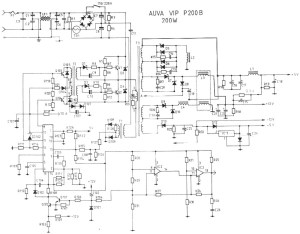 5 PC power supply circuit for you | ElecCircuit