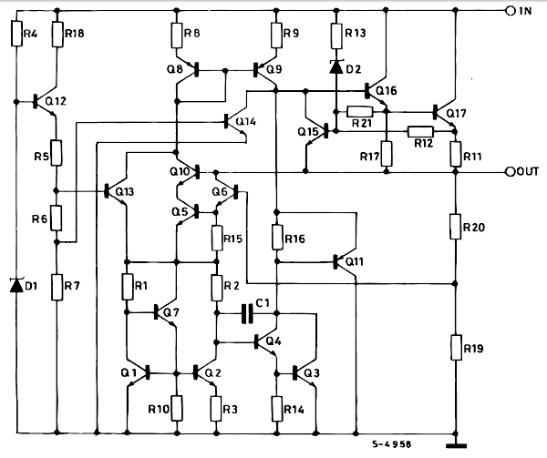 5v Voltage Regulator Datasheet And Pinout