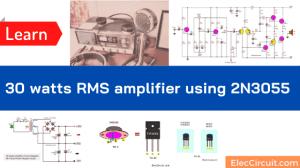 Class A amplifier circuits  ElecCircuit