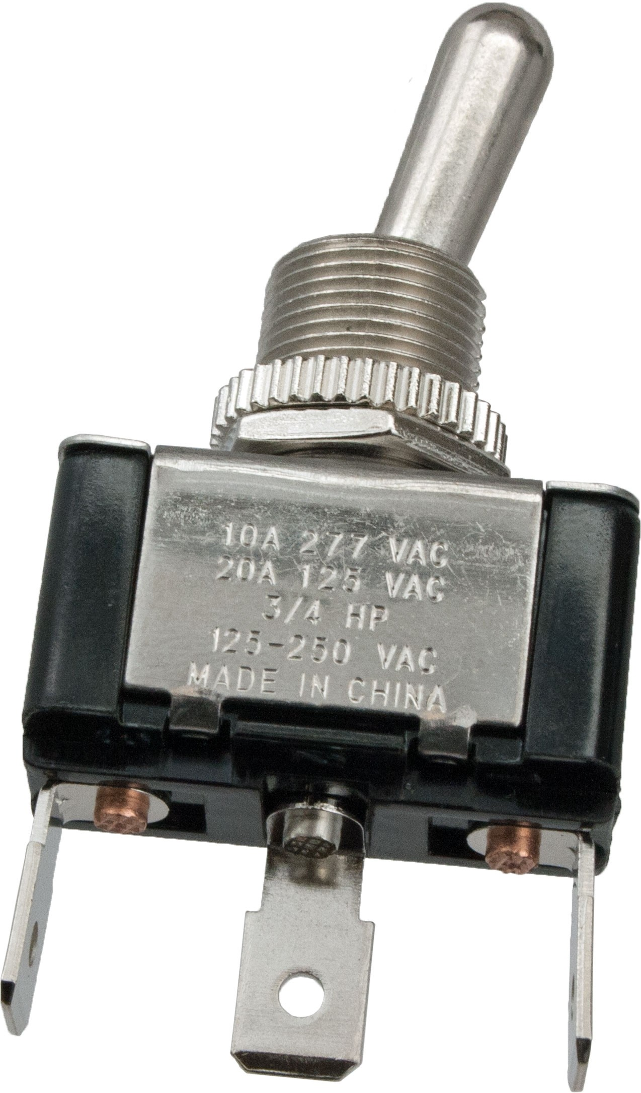 3 Blade Bulk Terminal Toggle Switches On Off On Spdt