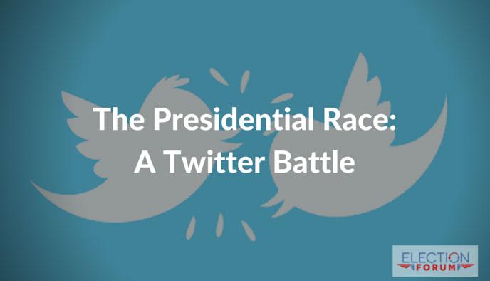 The Presidential Race: A Twitter Battle