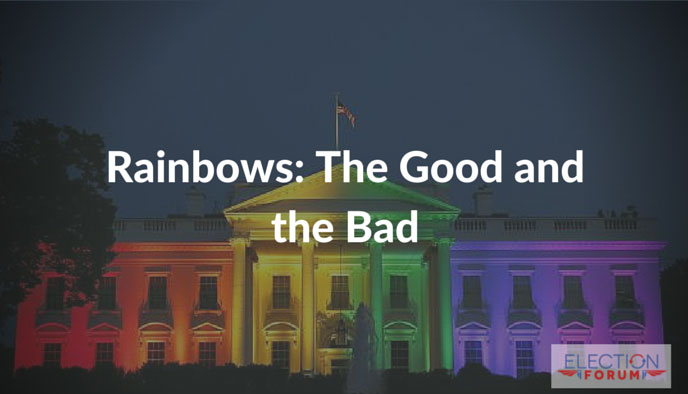 Rainbows: The Good and The Bad