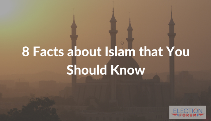 8 Facts about Islam that You Should Know