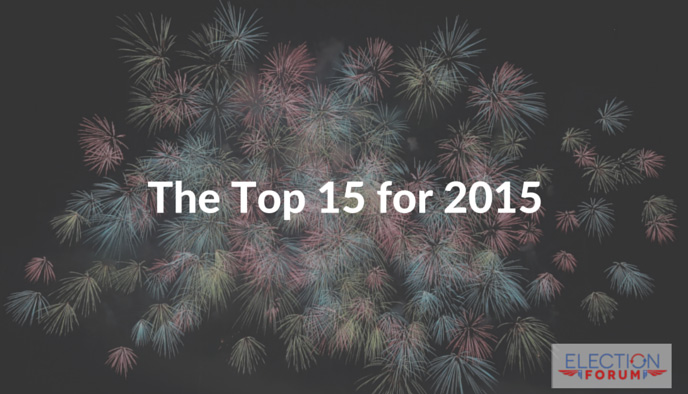 The Top 15 for 2015