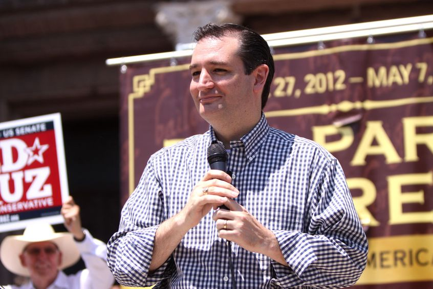 Ted Cruz (credit: Gage Skidmore)