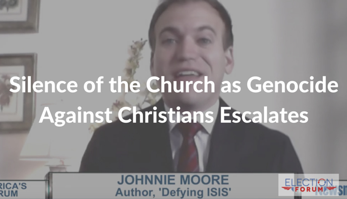 Silence of the Church as Genocide Against Christians Escalates