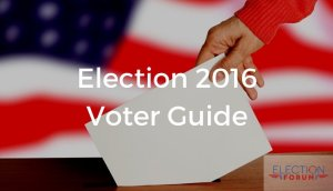 Election 2016 Voter Guide