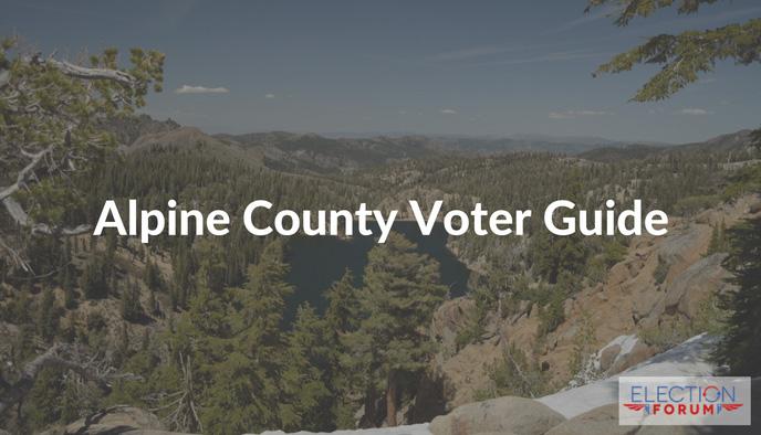 alpine county guide