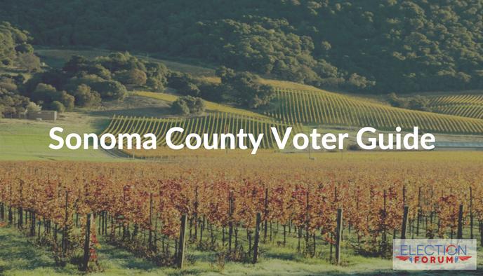 sonoma county voter guide