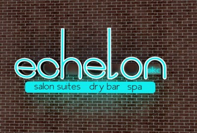 Echelon Sign Design