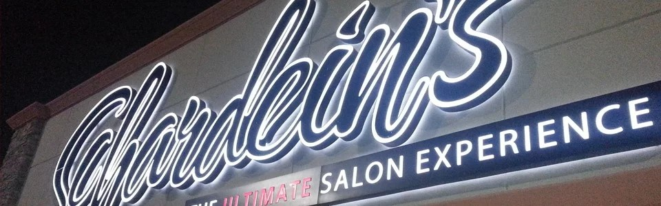 Multiple Salon Sign Project Nears Completion in Oklahoma City
