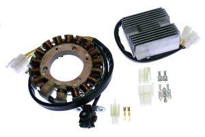 Generator and Regulator Rectifier Honda XR400 XR650