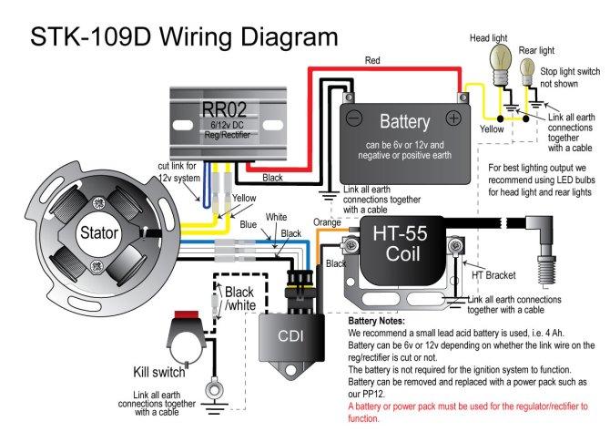 royal enfield regulator rectifier wiring diagram  dc boat