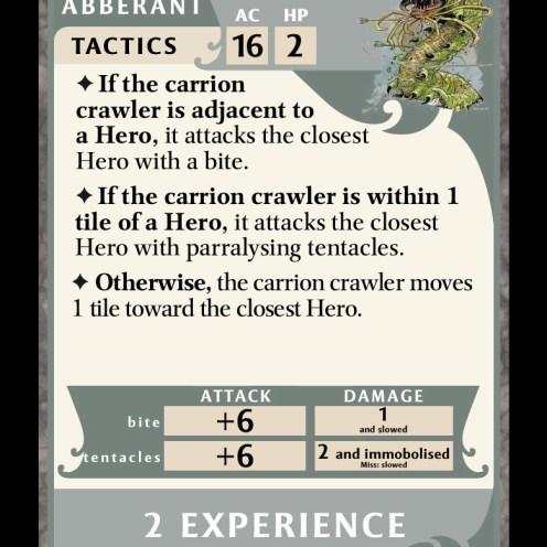002 Carrion Crawler