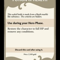 054 Potion of Health