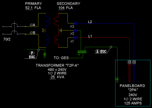 480v Single Phase Transformer | Shapeyourminds