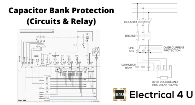 protection of capacitor bank  electrical4u