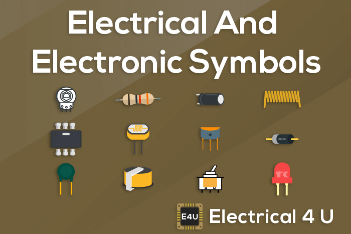electrical and electronic symbols